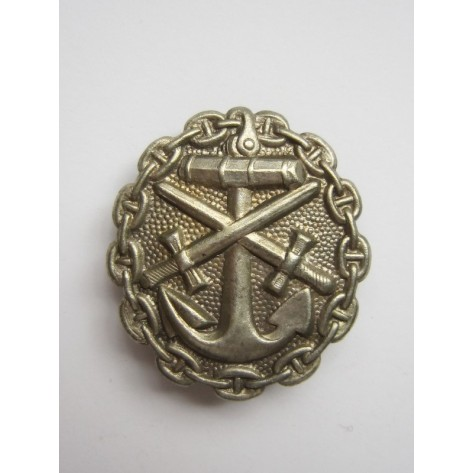 Wound Badge Silver Grade.