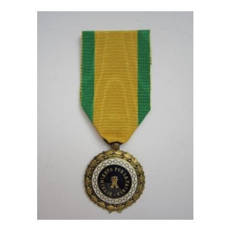 Medalla de Sufrimientos por la Patria.