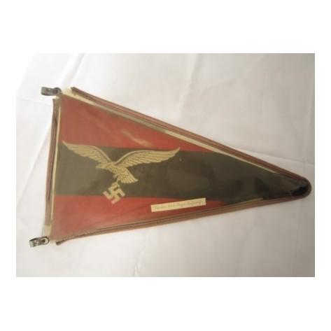 Banderín Luftwaffe (Artillería antiaérea) para vehículo