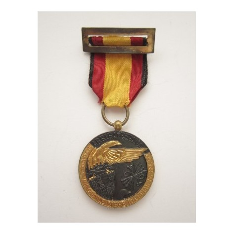 Campaign Medal.