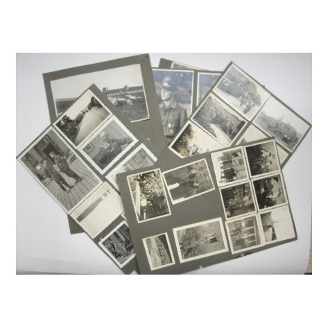 Grupo de fotografías Luftwaffe