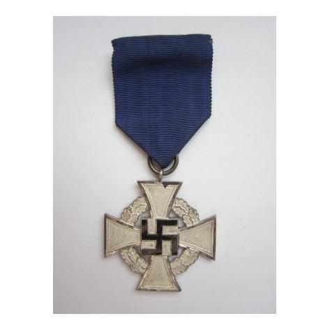 German Faithful Service Medal.