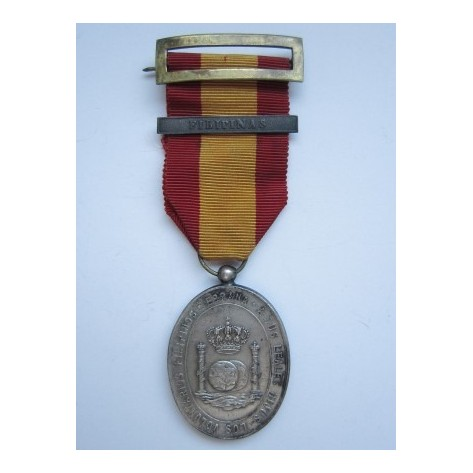 Medalla de los Voluntarios Filipinos
