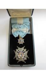 Order of Charles III. Grand Cross.