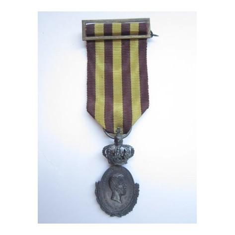Cuba Volunteers Medal.