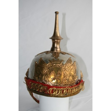 Cavalry troop's helmet. Republic period.