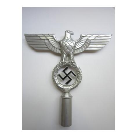 German Third Reich Flag Pole top.
