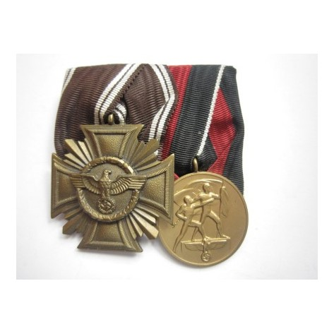 NSDAP's Gala Medal Bar