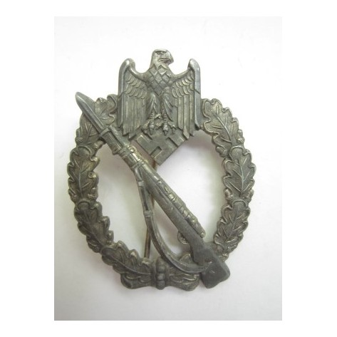 Placa de Asalto de Infantería sin marcar (Deschler & Sohn)