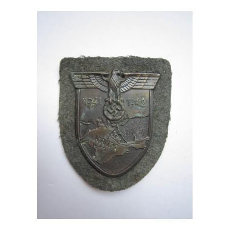 Escudo de la Campaña de Krimea