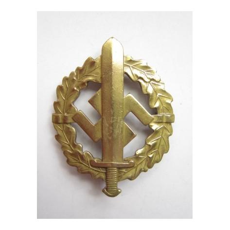 SA Sport Badge in Gold