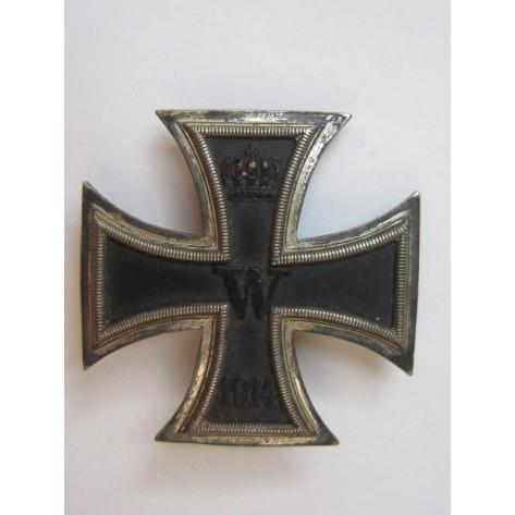 EK I (Eisernes Kreuz) .